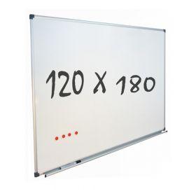 Whiteboard 120x180 wandmontage