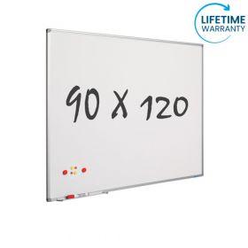 Whiteboard 90x120 cm - Magnetisch / Emaille