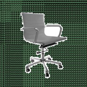 design bureaustoel grijs