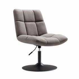 Design fauteuil Lille - Velvet taupe